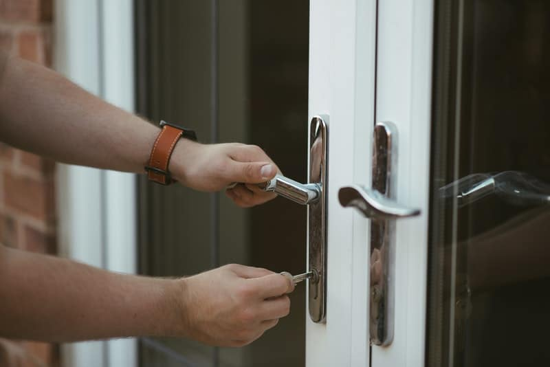 How to Install a Door Handle Set